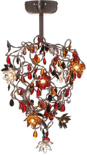 Eclectic Crystal Ceiling Lights - Brand Lighting Discount Lighting - Call Brand Lighting Sales 800-585-1285 to ask for your best price!