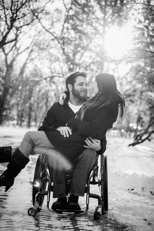 Η ΔΙΑΔΡΟΜΗ ®: Αγαπάμε κι εμείς οι ανάπηροι