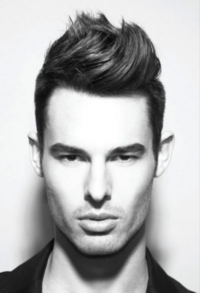 Terrific 1000 Images About Hairstyles On Pinterest Pompadour Men Hair Short Hairstyles Gunalazisus