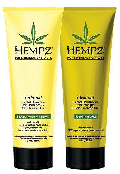 Hempz Original Herbal Shampoo and Conditioner