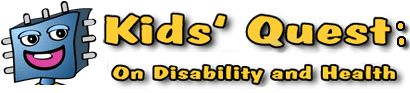 Kids Quest: on Disability and Health;  The CDC's Kids' Quest site provides basic facts on mental disorders, like ADHD, Autism and Tourette Syndrome, and physical impairments, like vision and hearing loss, to make them understandable to tweens.