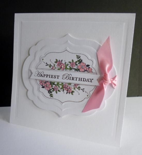 CAS326 ~ Embossed Birthday - I dry embossed the dies in sequence, finally cutting the last one.  Read more: http://www.splitcoaststampers.com/gallery/photo/2634663#ixzz3bCU0bBji