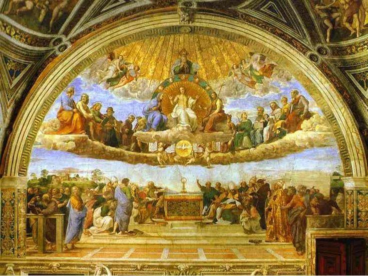 25 best Raphael Paintings images on Pinterest | High renaissance ...