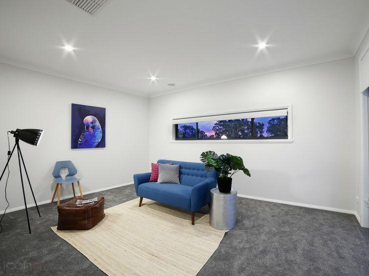 Stylish #minimalist lounge room. #Robersonconstruction #iconobuidingdesign #homedecor #stylebyblondes #Australianhomes