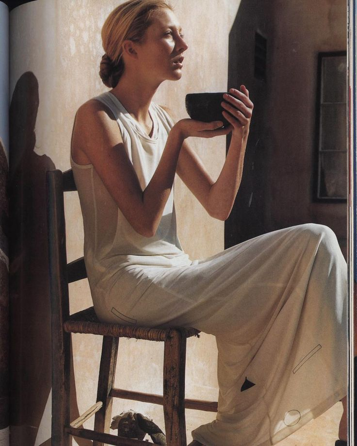 US Vogue 1999, Carter Smith