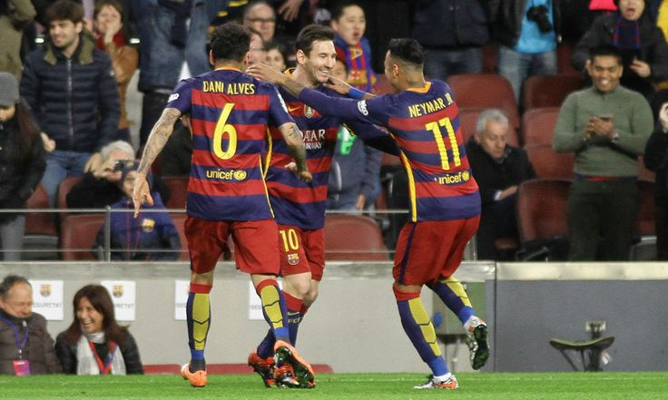 Barcelona Just Keep Winning = Barcelona's 3-1 defeat of Sporting Gijon on Wednesday brought the club's unbeaten streak to a club-record 31 games. Yet, somehow, that's not the unbelievable part. Yes, the numbers are jarring, both in and outside of a.....