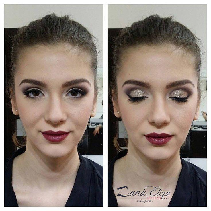 Machiaj pentru Evenimente Speciale ❤️ Make-up for Special Events