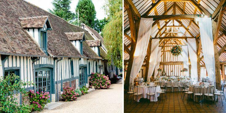 Mariage en Normandie : nos lieux de réception chouchoux – La Fabrique des Instants