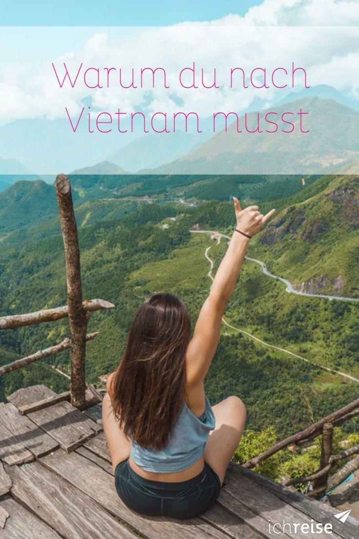 Warum Vietnam dringend auf deine Bucket List sollte