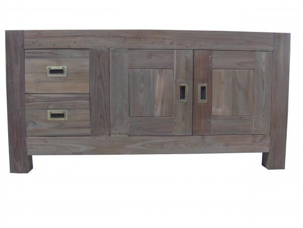Teak meubelen en koloniale meubelen   Oosterse meubelen