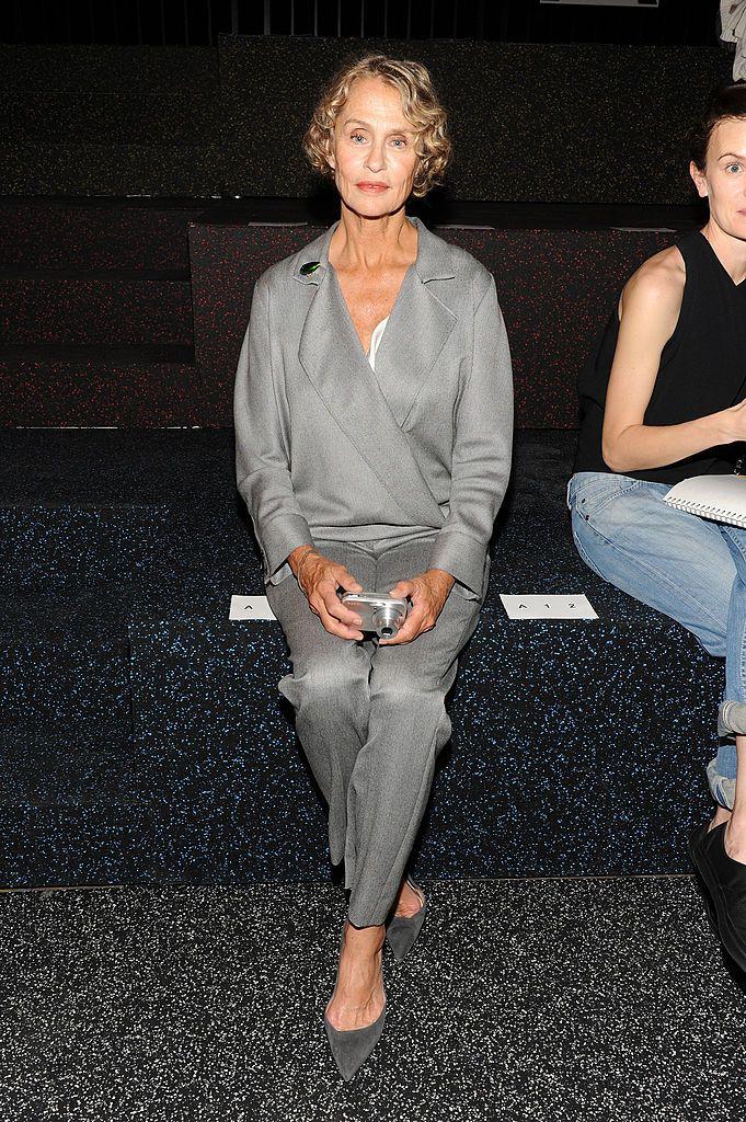 Уроки стиля от известной 73-летней модели Лорен Хаттон