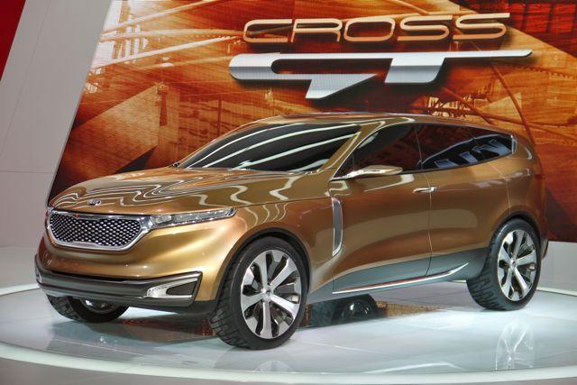 Cross GT concept car