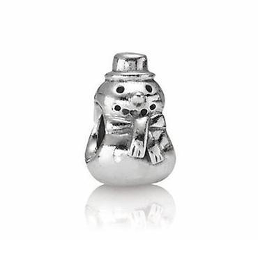 Pandora Snowman Charm Christmas 2012
