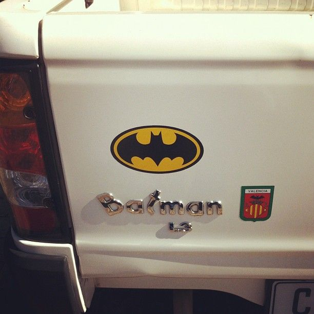 FORD Batman 1.3: Photo