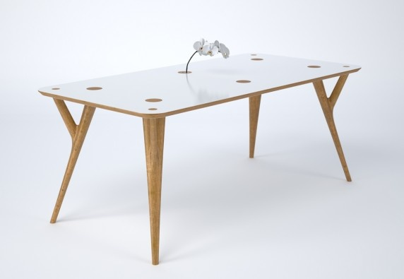 CRYS table