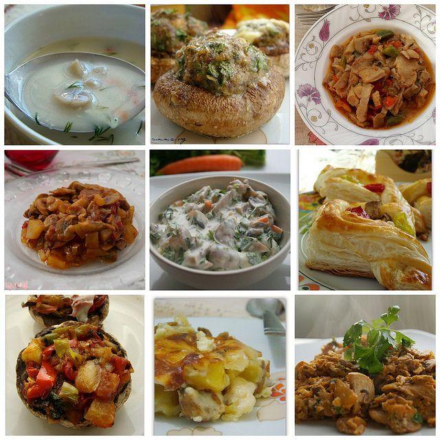 mantar yemekleri,mantarlı tarifler,mantar tarifleri,mantar nasıl pişirilir,mantar çorbası,mantar yemeği,mantar yemeği yapımı,mantar yemeği yapılışı
