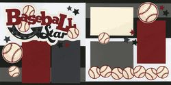 Baseball Star Page Kit