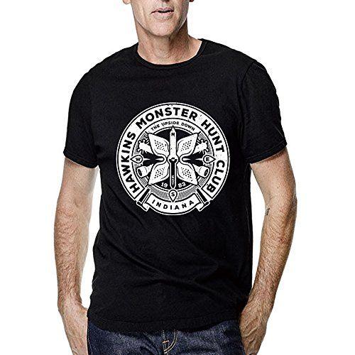 Hawkins Monster Hunt Club Stranger Things for Men T Shirt... https://www.amazon.com/dp/B06XB64FMZ/ref=cm_sw_r_pi_dp_x_wAWSybBY9WXBY