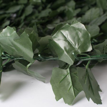 Faux Ivy Leaf Roll - Naturae Decor