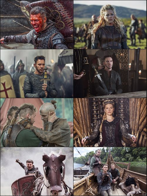 Site Update: Vikings - Season 5 First Look [45 HQ Tagless Stills] Please consider a reblog to help spread awareness of our galleries. | source: farfaraway
