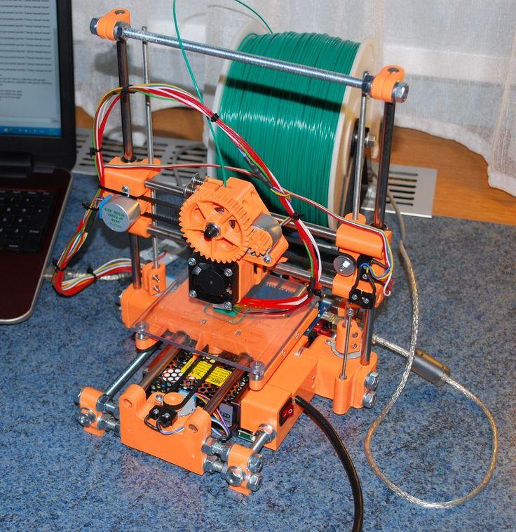 ToyREP 3D Printer by thorgal.