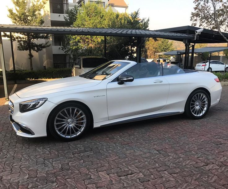 Hello there beautiful beast Looking forward to the next week  #ExoticSpotSA #Zero2Turbo #SouthAfrica #MercedesAMG #S65 #Cabriolet #Test #Review #Driven