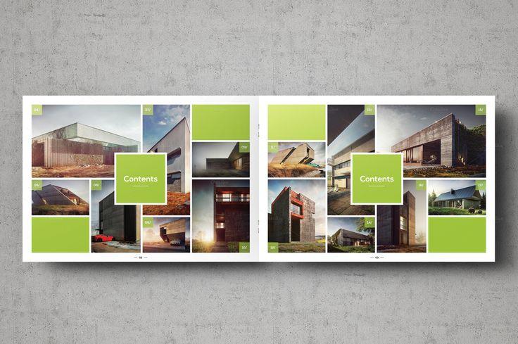 Multipurpose Landscape Portfolio by ShapShapy on Creative Market