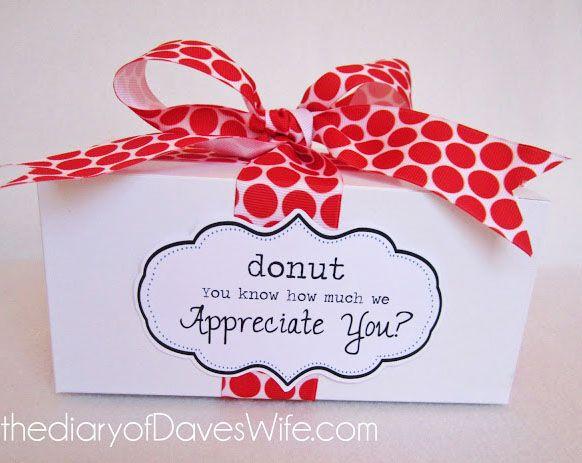 Donut Valentine