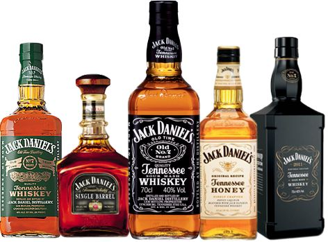 Jack Daniels Recipes