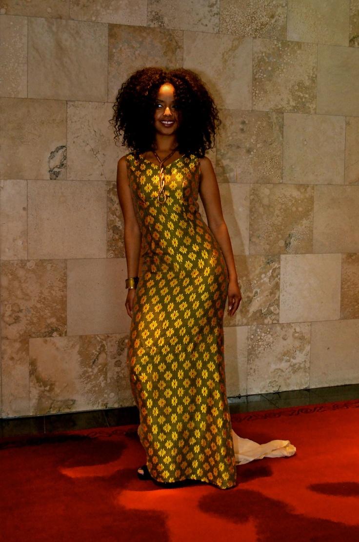 Ethiopian womens dress