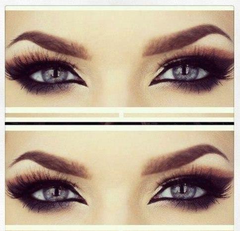 25 beautiful intense eye makeup ideas on pinterest