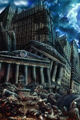 увеличить картинку  Destroyed City