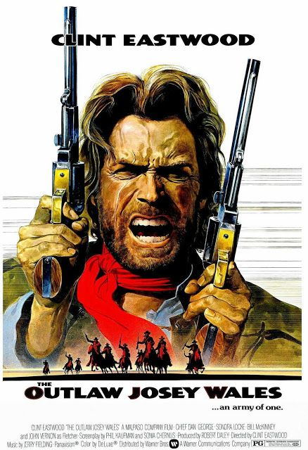 """FULL CLASSIC FILM! """"The Outlaw Josey Wales"""" (1976) """"The Outlaw Josey Wales"""" (1976) 135 min - Western - RATED PG............... A Missouri f..."""