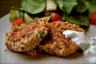 SoulfoodQueen.net: Salmon Croquettes