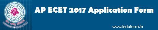 AP ECET 2017 Notification / Exam Date / Application Form / AP ECET Exam Pattern / Apply Online for AP ECET from the official website: www.jntuh.ac.in