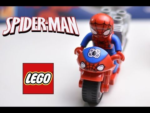 Just posted! LEGO SPIDERMAN SETS | Spiderman Games for kids | Spiderman Motorcycle | LEGO MARVEL HEROES  https://youtube.com/watch?v=TYxfSfSvMnw