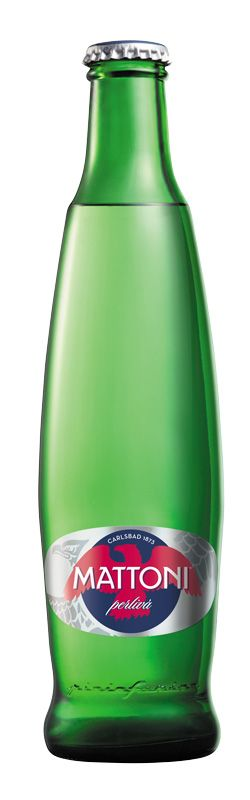 Mattoni natural sparkling mineral water #bottle #design #productdesign #pininfarina #water #mattoniwater #mineral