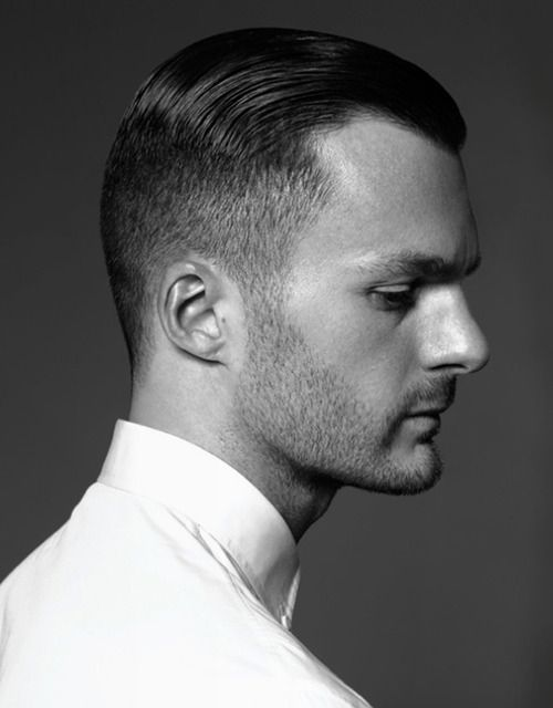 men's style | Tumblr ( I really like this hair cut.)