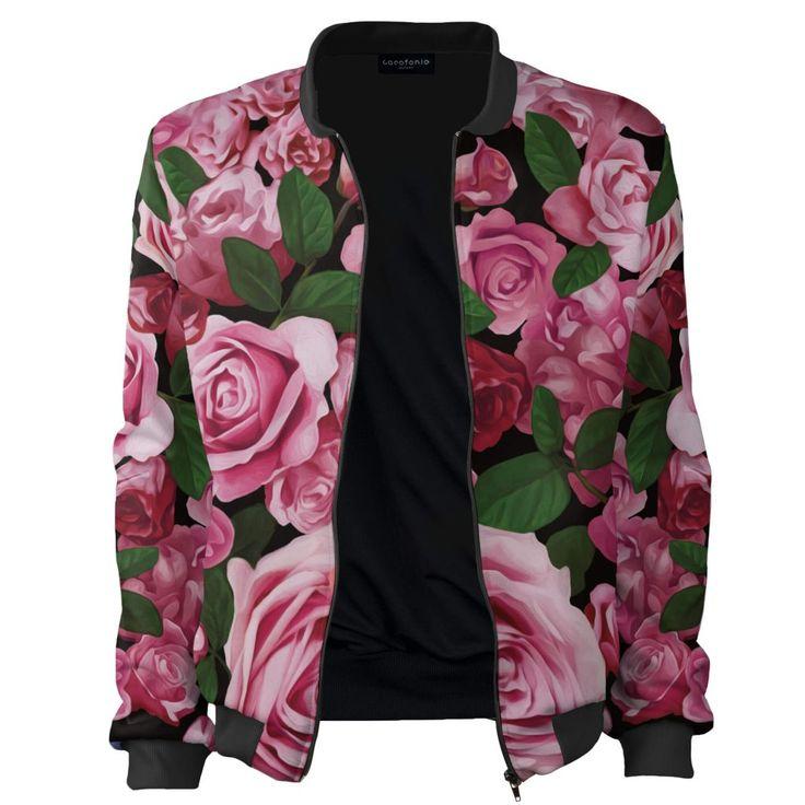 roses_cacofonia milano_bomber_rozpiety