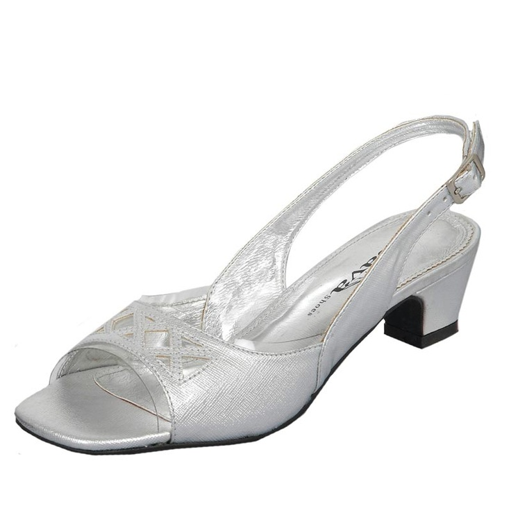 Womens Size   Gold Or Silver Dress Shoes
