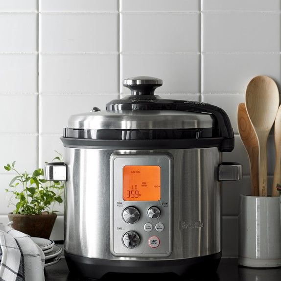 how to cook rice in breville fast slow cooker