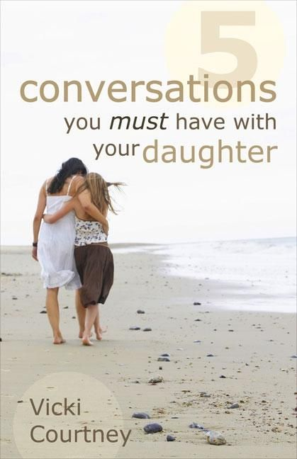 book for any mother who has a daughter! They also have one for things to tell your son.