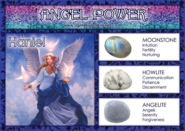 Angel Power: Haniel!