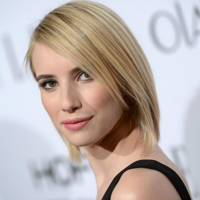 Morena vs. rubia: ¿cómo os gusta más Emma Roberts?