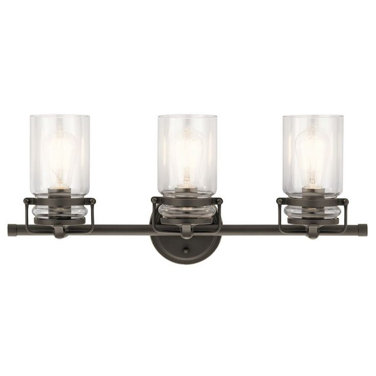 CanadaLightingExperts | Brinley - Three Light Bath Vanity