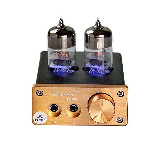 【TYSJ】Nobsound? 6J9 Vacuum Tube Integrated Amplifier Mini Audio HiFi ヘッドフォンアンプ ステレオ HIFI オーディオ プリアンプ / 真空管アンプ