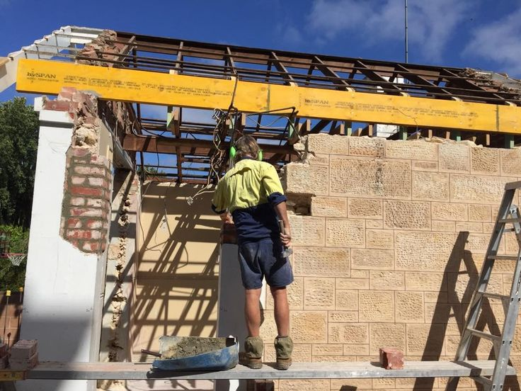 Extensions /Restoration work  Unley Park...with Hocking Constructions..