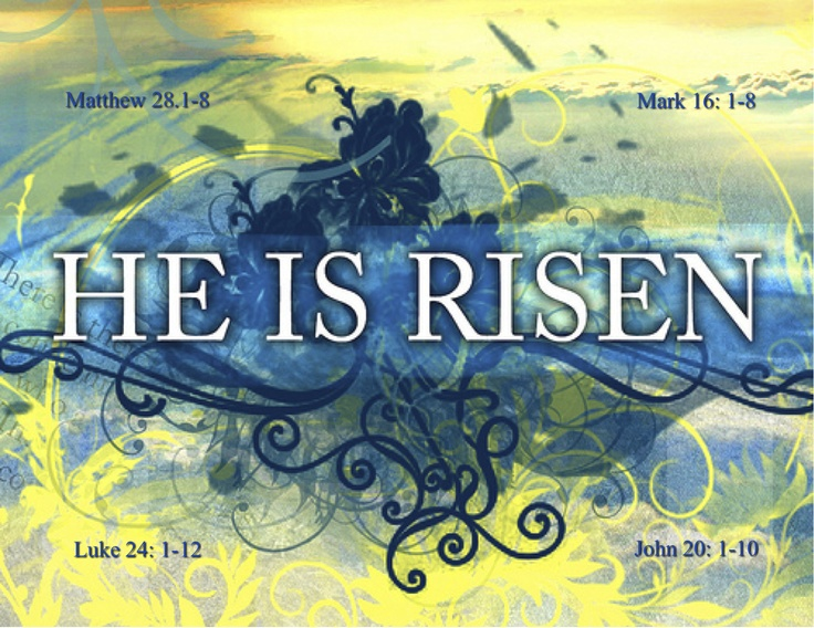 what is the story behind easter sunday