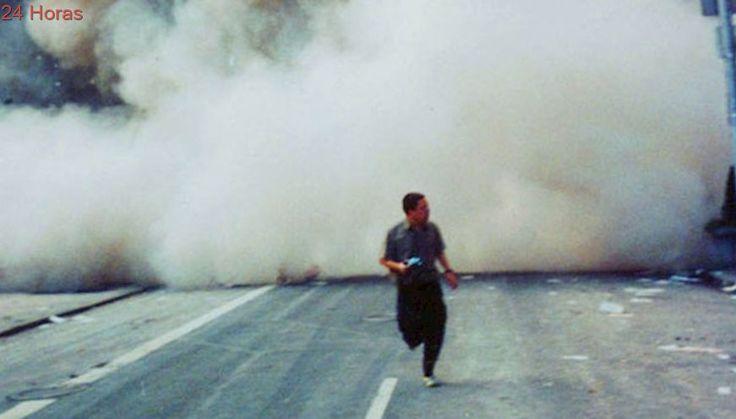 10 imágenes poco divulgadas de los atentados del 11 de septiembre de 2001