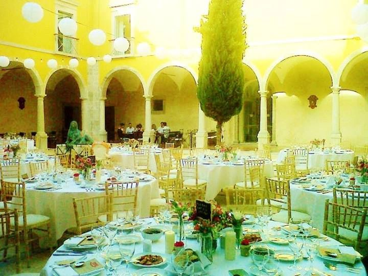 Fabulous vintage wedding reception at old convent in Algarve, Portugal by Algarve Wedding Planners | My Portugal Wedding